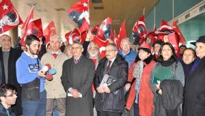 Talat Paşa Komitesi Üyeleri Atina'ya Sokulmadı
