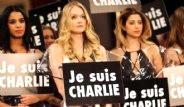 Victoria's Secret Mankeninden Charlie Hebdo Mesajı