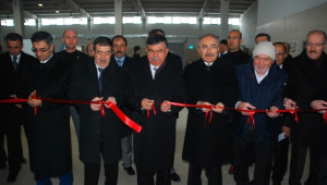 Zeytin Sevgisi Türkiye'nin En Modern Kompleksini Yaptırdı