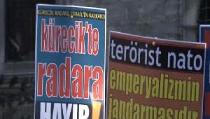 Kürecik Radarı Sökülsün, Türkiye NATO'dan Ayrılsın