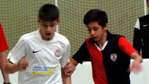 Altınordu U14 Takımı, Frankfurt'taki Turnuvada Dördüncü Oldu