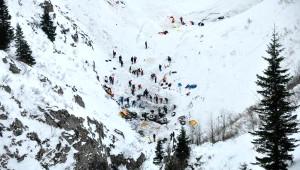 Çaykara Faciasında Şok İddia: Tünel Girişi Çığ Bölgesine Alınmış (2)