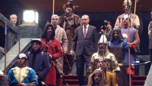 16 Türk Devleti Askerinin Kumdan Heykeli Yapılacak