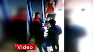 Ankara'da Satırlı Gaspçı Dehşeti