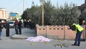 Cinayet Sanığının Kardeşi Sokak Ortasında Öldürüldü