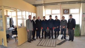 Milli Eğitim Müdürü Yurtman, Yığılca'da Eğitim Kurumlarını Ziyaret Etti