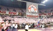 Kızılyıldız - Galatasaray Maçından Çarpıcı Kareler