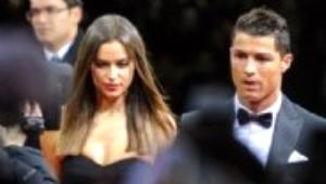 Ronaldo, Irina'yla Yollarını Ayırdı