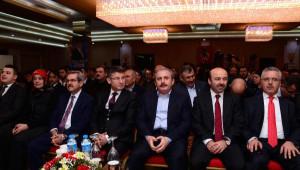 Ak Partili Şentop: AK Parti'ye Muhalif Olanlar Türkiye'nin Hasımlarıdır