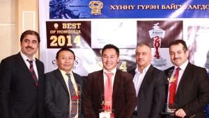 Moğol - Türk Okullarına İki Anlamlı Ödül