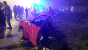 Samsun'da Kaza: Aynı Aileden 6 Ölü, 4 Yaralı