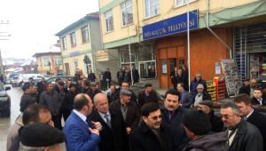 AK Parti'den Mihalıççık Çıkarması