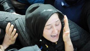 Kazada Ölen 6 Kişi Samsun'da Toprağa Verildi
