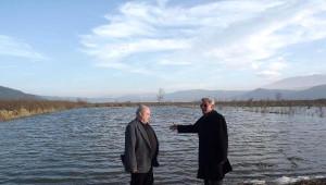 Gürsu Ovası'nda Su Baskını Meclis'e Taşındı