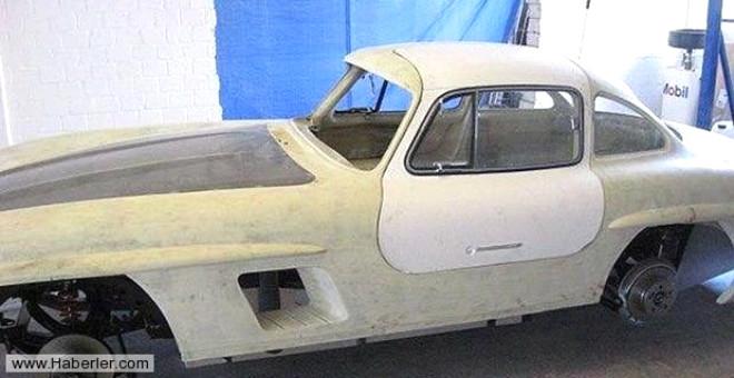 Mercedes Model Hurdayı Elleriyle Baştan Yarattı