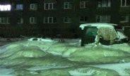 Rusya'nın Soğunu Görenler Buz Tutuyor