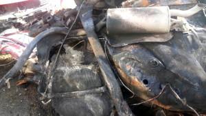 7 Kişinin Öldüğü Kazada Lpg Tankı Değil, Benzin Deposu Patlamış