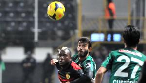 Akhisar Belediyespor: 2 - Eskişehirspor: 2