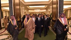 11. Cumhurbaşkanı Abdullah Gül'den Suudi Arabistan'a Taziye Ziyareti