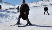 Güneydoğu'daki Kayak Merkezi Uludağ'ı Aratmadı