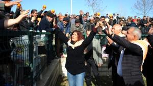 Başkan Çerçioğlu'na Portakallı Teşekkür