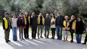 İzmir Lions Kulüpleri Üyelerinden Elmadere'de Seminer