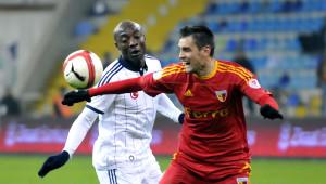 Kayserispor: 1 – Fenerbahçe: 1