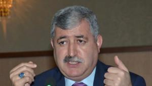 Yeşilyurt Belediye Başkanı Polat'tan Değerlendirme Toplantısı
