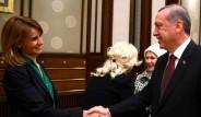 Cumhurbaşkanı Erdoğan Sanatçıları Ağırladı