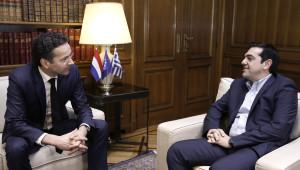 Çipras ile Eurogroup Başkanı Arasında Geçen Görüşmenin Perde Arkası