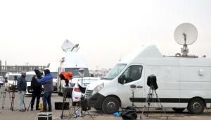 Dünya Basını Üç Gündür Akçakale'de