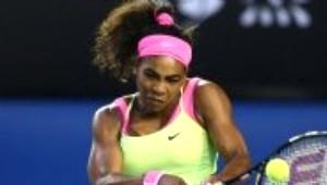 Avustralya'nın Kraliçesi Serena Williams