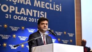 AK Parti Ankara İl Başkanlığı Danışma Meclisi Ocak Ayı Toplantısı Yapıldı