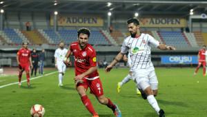 Antalyaspor: 2 – Karşıyaka: 2
