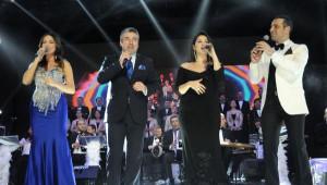 Bursa, 'Ustaya Saygı' Konseri