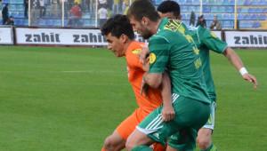 Adanaspor: 1 - Şanlıurfaspor: 1