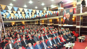 AK Parti Grup Başkan Vekili Aydın, Muhalefete Yüklendi Açıklaması