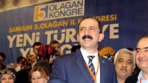 Samsun AK Parti'de
