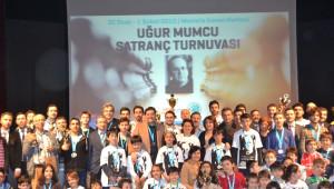 Uğur Mumcu Satranç Turnuvası Ödülleri, Sahiplerini Buldu