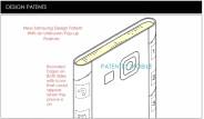 Samsung'un Çift Tarafı Kavisli Ekran Patenti