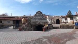 Avanos'ta Yeraltı Çömlek ve Seramik Müzesi İlgi Görüyor