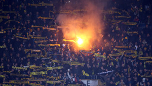 Fenerbahçe: 5 - Baybur Özel İdare: 0
