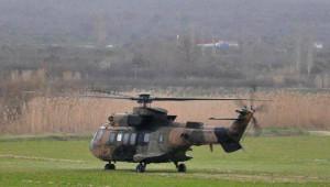 Menderes Nehri'nde Bot Alabora Oldu, Pilot Üsteğmen Kayıp (3)