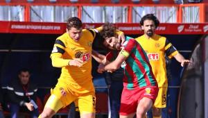 Diyarbakır Büyükşehir Belediyespor-Eskişehirspor: 1-0 (Türkiye Kupası)