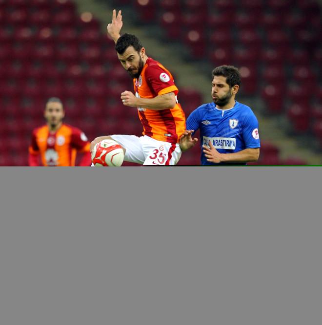 Galatasaray: 1 - Fmb Balçova Yaşamspor: 1