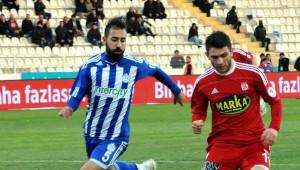 Medicana Sivasspor-Tuzlaspor: 3-0 (Türkiye Kupası)