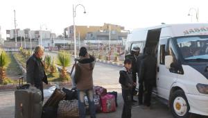 Telafer'den Kaçan 500 Türkmen, Akçakale'ye Geldi