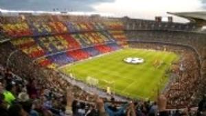 Nou Camp Stadı Tarihe Karışıyor