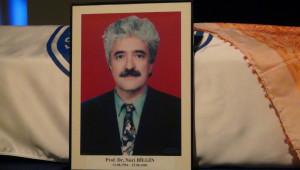 Elif Şafak'ın Babası Prof. Dr. Nuri Bilgin Defnedildi