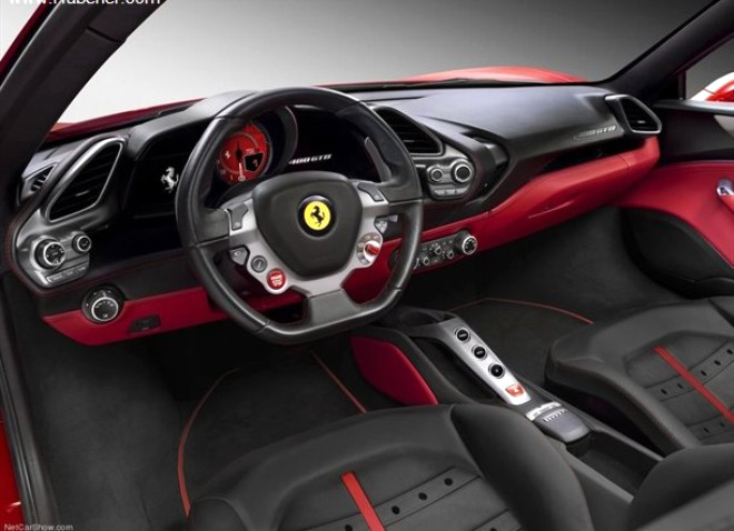 Ferrari'nin Yeni Modeli: 488 Gtb